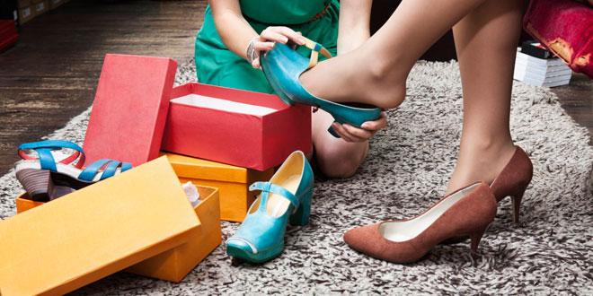 Как вернуть купленную обувь обратно в магазин по закону: правила возврата обуви